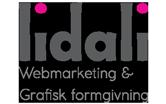 Lidali – Webmarketing och grafisk formgivning Logotyp