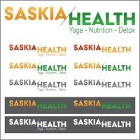 Saskia Health - Logotype