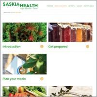 Saskia Health - Online kurser