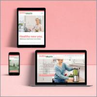 Saskia Health - Ny hemsida