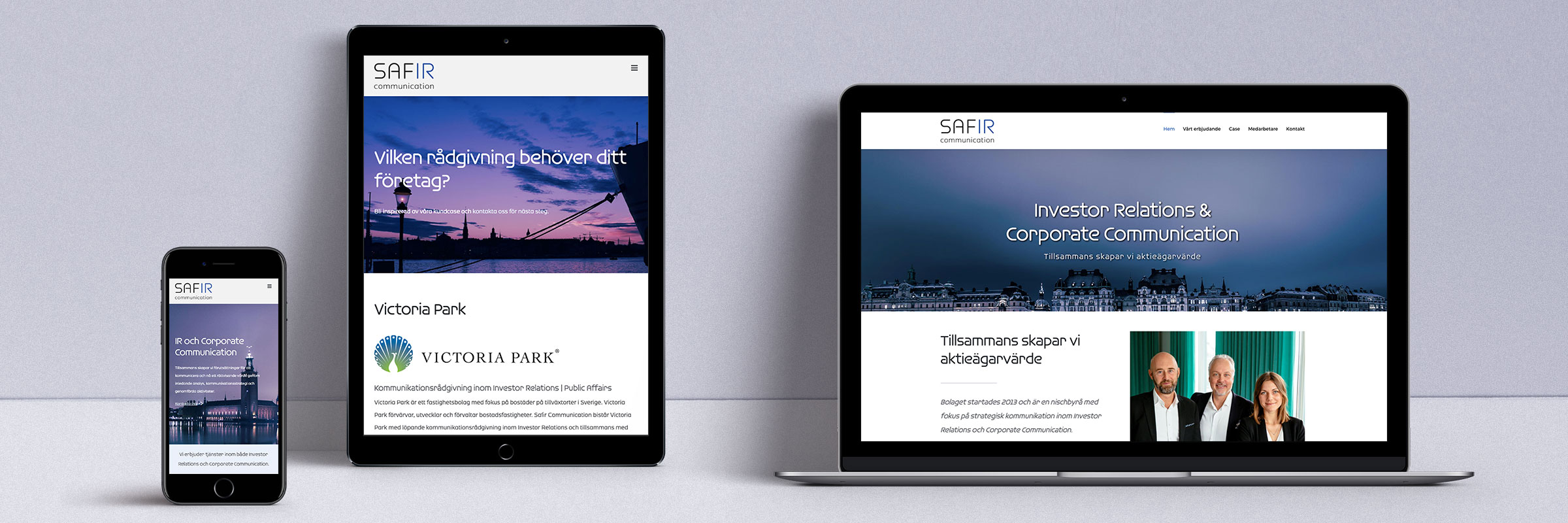 Safir Communication