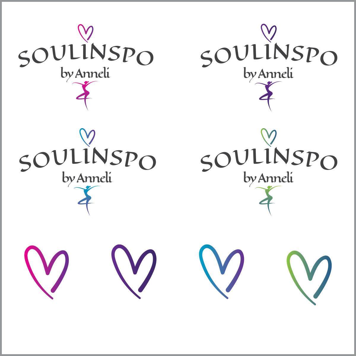 Logo Soulinspo by Anneli